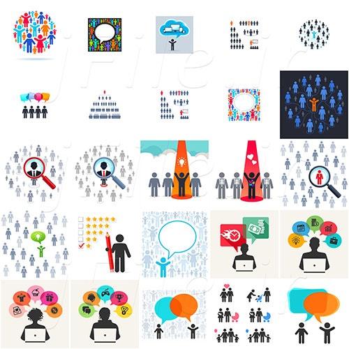 25 عکس از نماد های مردمی با پوشش موضوعات مختلف به همراه فایل EPS به صورت وکتور